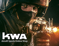 KWA Airsoft Sports Online Shop