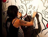 Live Art and Murals