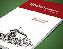 BOOK DESIGN by Alan Lima - Itaúna Centenária