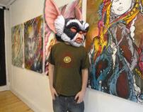 London solo show LAVA gallery