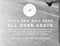 Sioux Falls Canaries Baseball