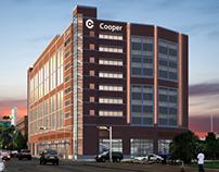 Cooper Hospital Garage