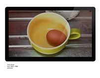 Selection and results, boiled eggs ( life = egg )