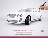 Bentley - Experience the art of luxury