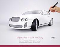 Bentley - Experience the art of luxury