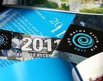 Los Gatos Plein Air - Event Identity and Branding