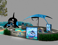Sea World Themed Playtown @ Westfield UTC Mall
