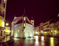 Annecy & Chamonix, France; Geneva, Switzerland - '07
