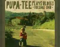 PUPA-TEE PLAYS OLDIES VOLUME UNO [Cover Artwork]