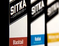 Sitka Organic Coffee Beans