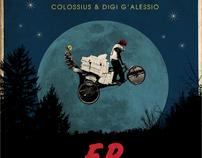 COLOSSIUS & DIGI G'ALESSIO - EP TELEFONO CASA