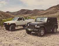 Mojave Trail 4x4, '13