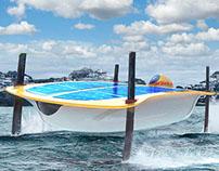 DHL Water Strider