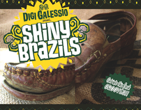 DIGI G'ALESSIO - SHINY BRAZILS [CD Artwork]