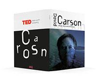 David Carson : design, découverte & humour @ TED