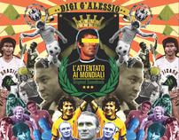 DIGI G'ALESSIO - L'ATTENTATO AI MONDIALI (CD Artwork)