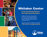 Whitaker Center for Science & the Arts