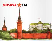 Moskva FM Booklet