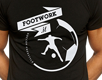 Footwork team / t-shirt