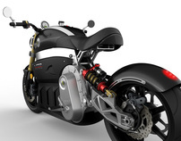 SORA ELECTRIC MOTORCYCLE from LITO GREEN MOTION