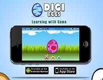 DigiEggs Application Website