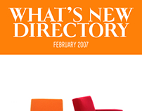 What's New Directory Feb 2007