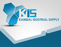 Kambal Industrial Supply | Logo Design & Business Card