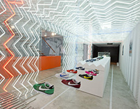 Nike TPE6453 Energy Space, Taipei