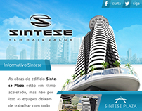 Sintese Newsletters - Sintese Plaza.