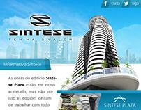 Sintese Newsletters - Sintese Plaza.