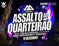 MAIN | MOCHE Assalto ao Quarteirão