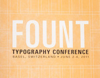 Fount Typography Conference