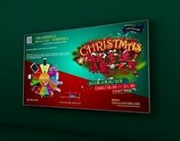 .Key Visual with Christmas 2013 part1圣诞节主视觉设计
