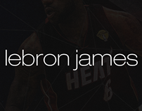 Lebron James 'STRIVE FOR GREATNESS'