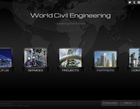 World Civil Engineering HTML5 Template 300111665
