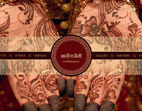 Free Wedding Website Templates 18 Css Most Appreciated Projects On Behance