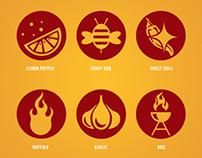 Logo & Icon Design: Wings N' Things