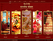 Authentic & Modern Indian Restaurant HTML5 Template