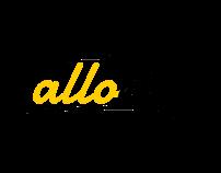 Allo City Identity
