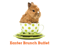 Barleycorn's Easter Brunch Promotion