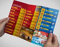 Getto Pizza Brochure