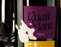 Quail Lane Winery Packaging