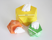 Kleenex Tissue Box