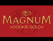 Magnum cookie gold