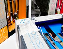 Flatware Concept Packaging