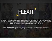 FLEXIT - Theme for Photographers and Portfolios