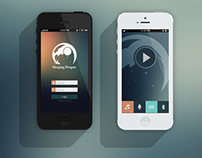 Sleeping Dragon App UI/UX Design