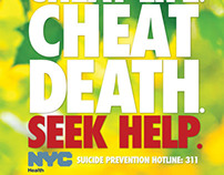 Suicide Prevention Campaign for NYC.gov