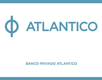 World's First Double Chip Credit Card - ATLANTICO