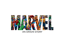 Marvel: An Origin Story (Printed Document)